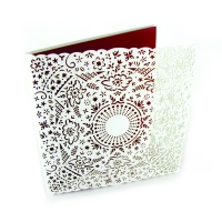 Very-detailed-lace-wedding-invite-laser-cut