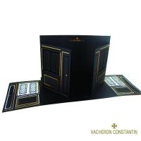 classy-printed-gold-foil-laser-die-cut-invitation'