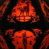 dark lantern zoom